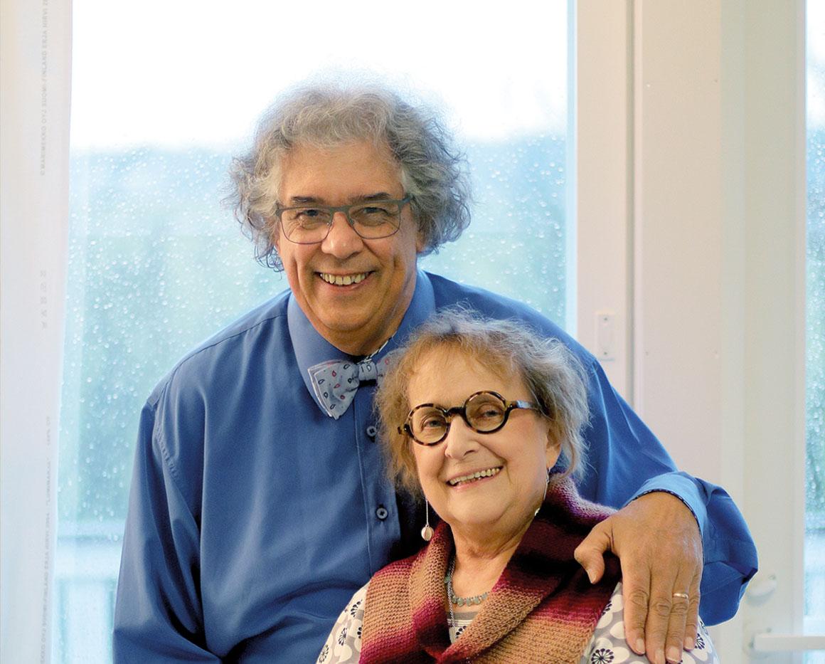 David ja Marja-Liisa Ezzine